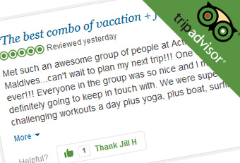 Active Escapes Trip Advisor