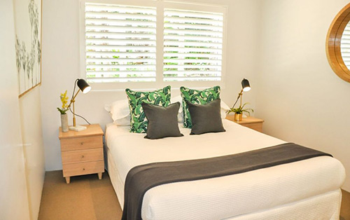 Active Escapes Noosa Accommodation