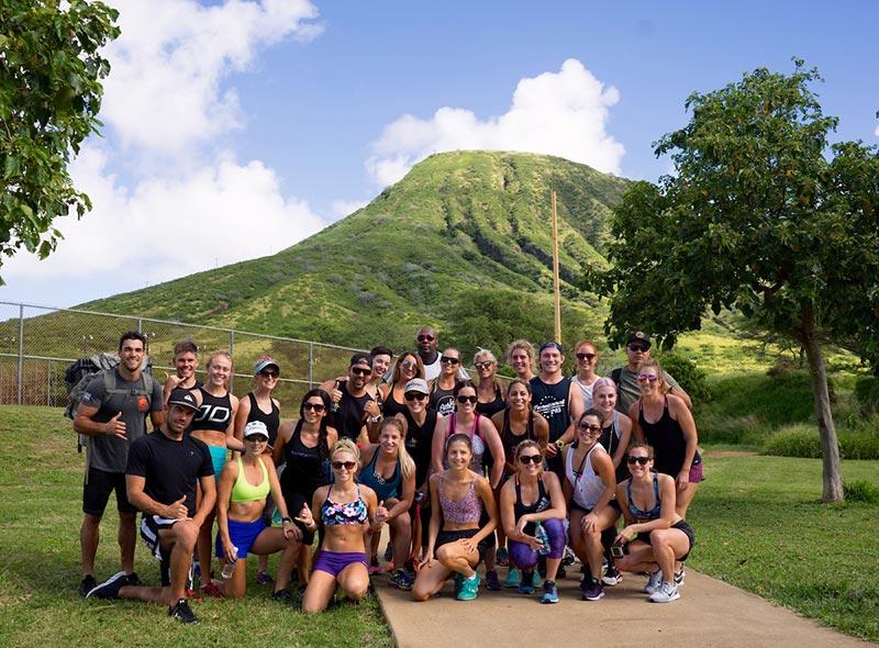 Fitness Retreats Hawaii