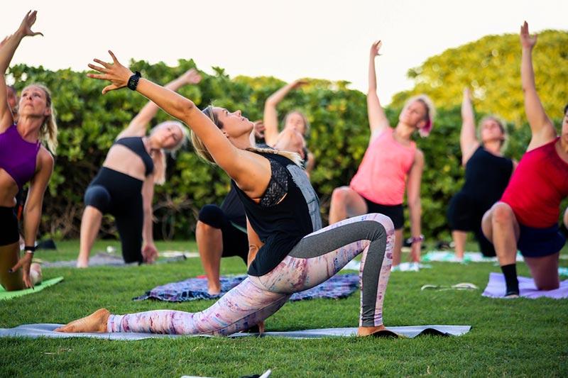 Ali Dixon Fitness Retreats Hawaii