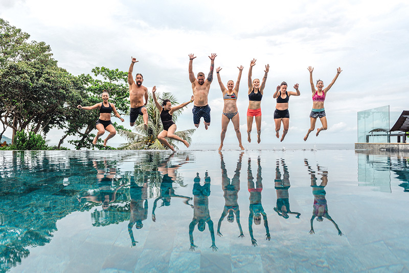 Fitness Retreats Thailand